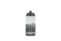 Ghost Waterbottle transparent/black 0,5 L 2017